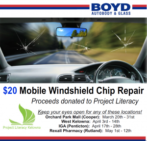 Mobile Windshield Chip Repair