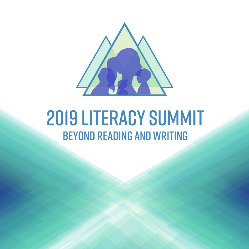 Literacy Summit 2019 Logo