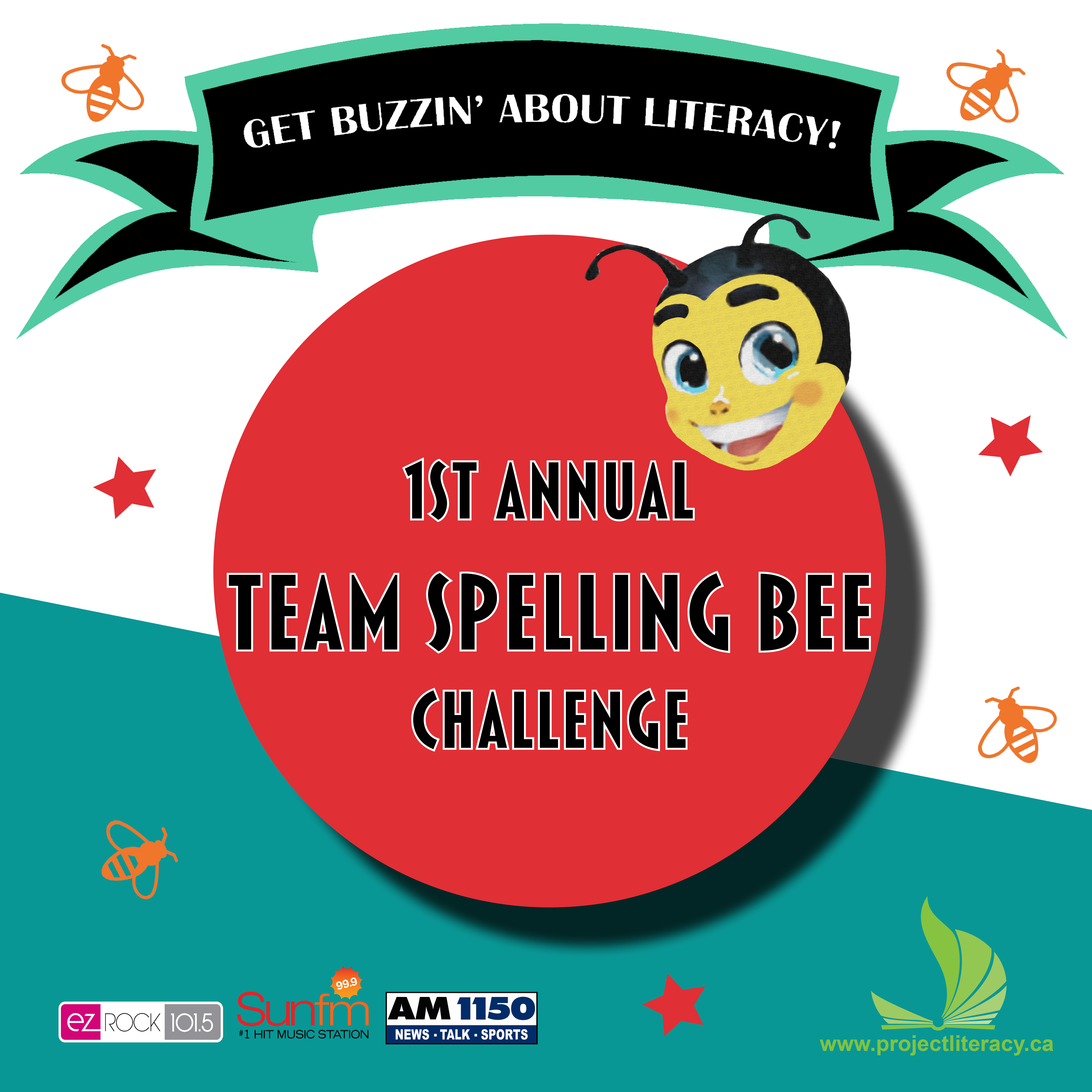 First Annual Team Spelling Bee Challenge